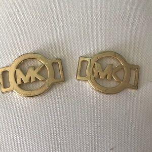 MK Michael Kors hardware of shoes